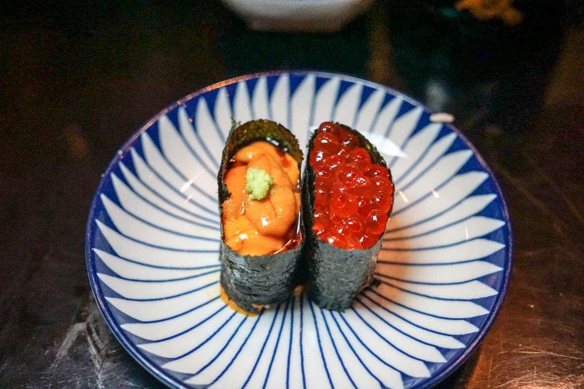 Sushi from Kura Fine Japanese Cuisine