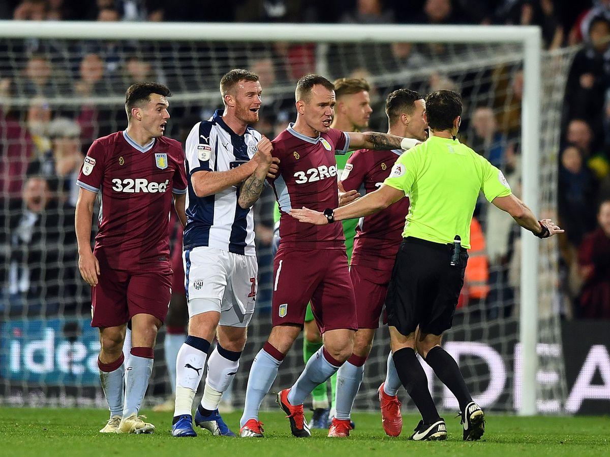 West Bromwich Albion v Aston Villa - Sky Bet Championship
