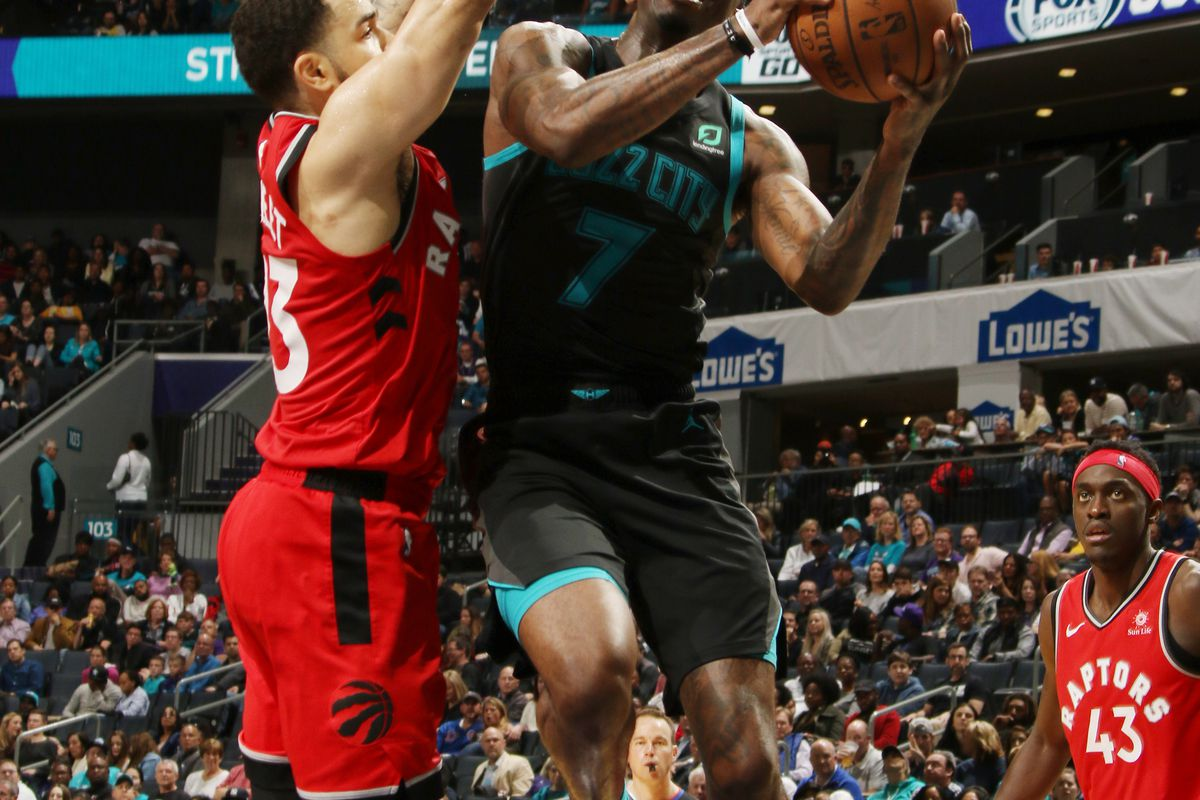 Preview Charlotte Hornets Trip Up North Takes Them To Toronto At The Hive