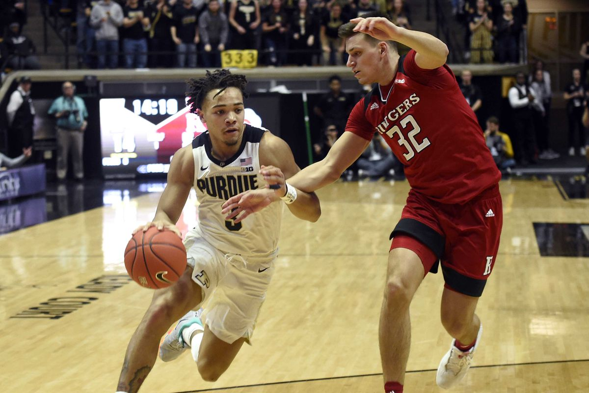 Rutgers Embarrassed By Purdue 89 54 On The Banks