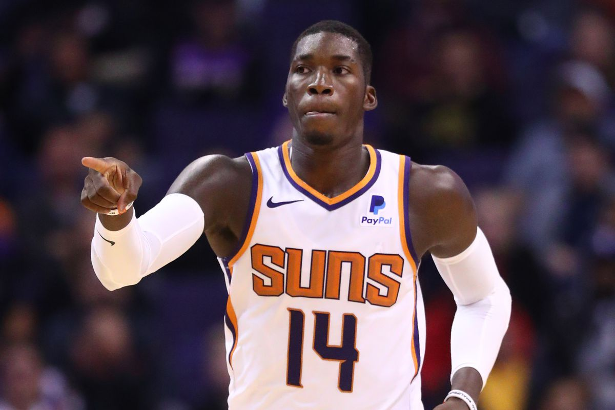 Image result for cheick diallo suns usa today