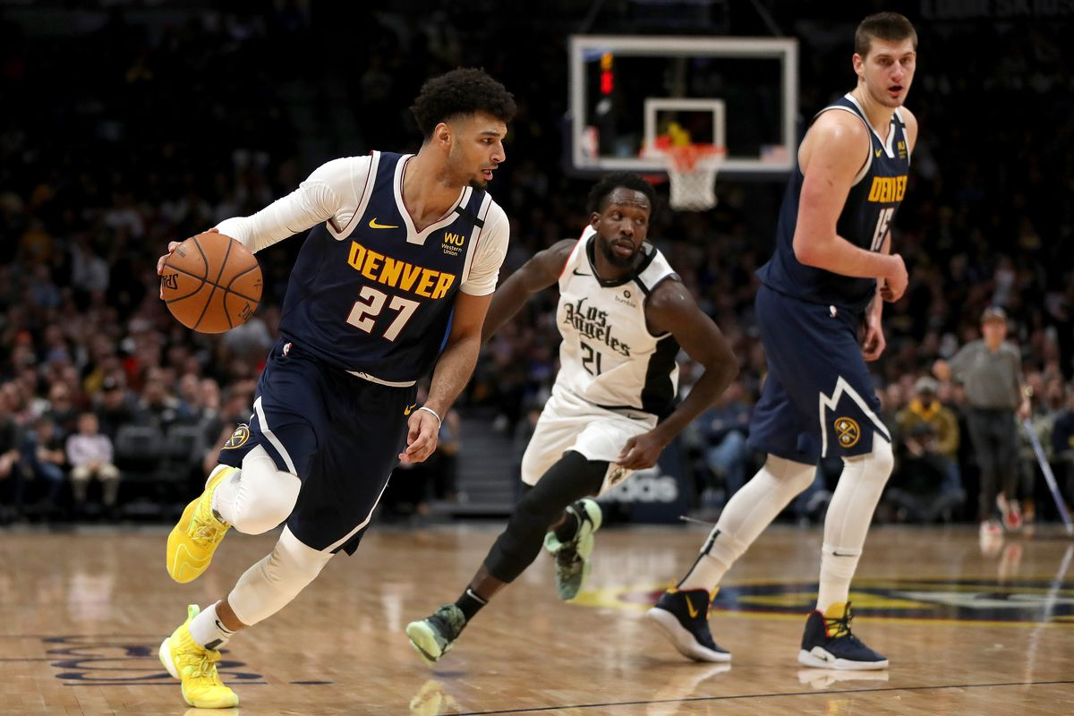 Unenergetic Clippers Buried By Nuggets 114 104 Clips Nation