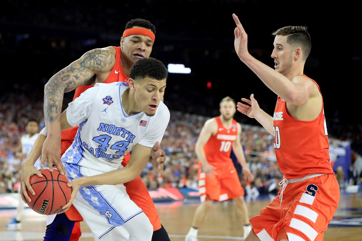 NCAA Men's Final Four Semifinal - Syracuse v North Carolina