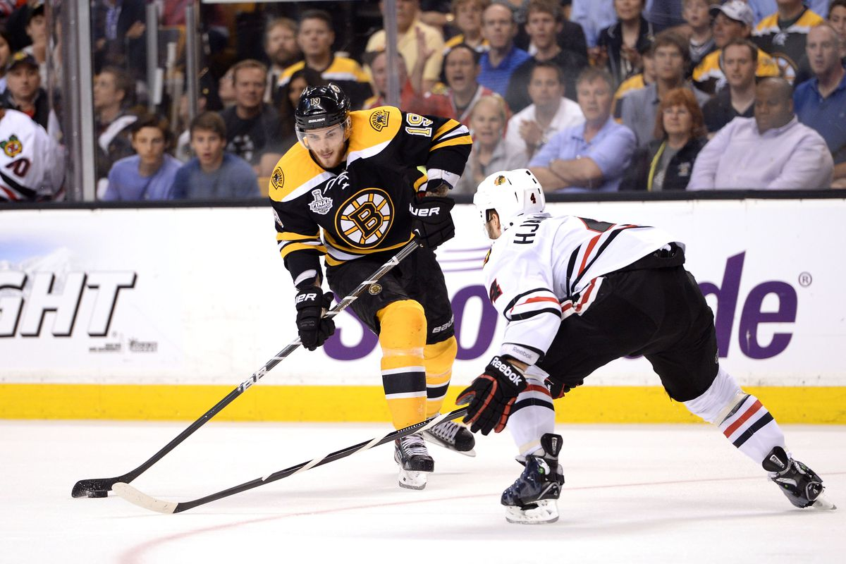 sale retailer 1487b 71996 Boston Bruins Trade Tyler Seguin, Rich Peverley to Dallas ...