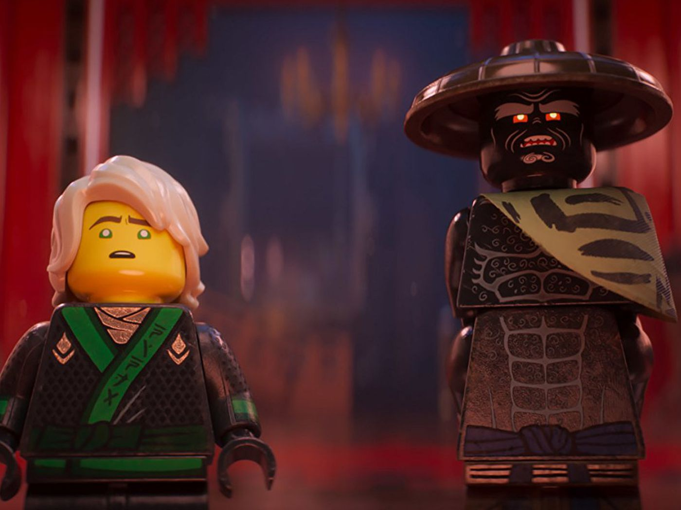 Review The Lego Ninjago Movie Is Fine If You Know What Ninjago Is Vox