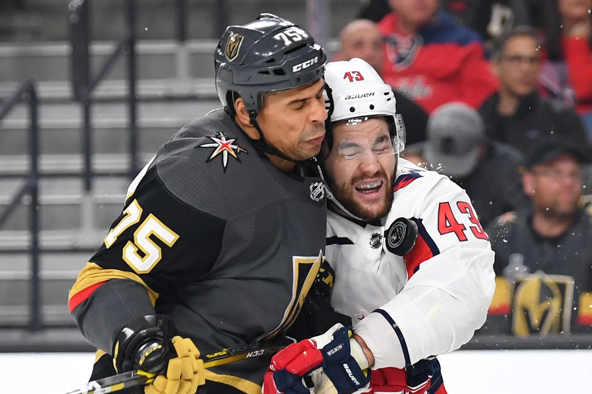 Golden Knights 5 Capitals 3 5 Things We Learned From A Spirited