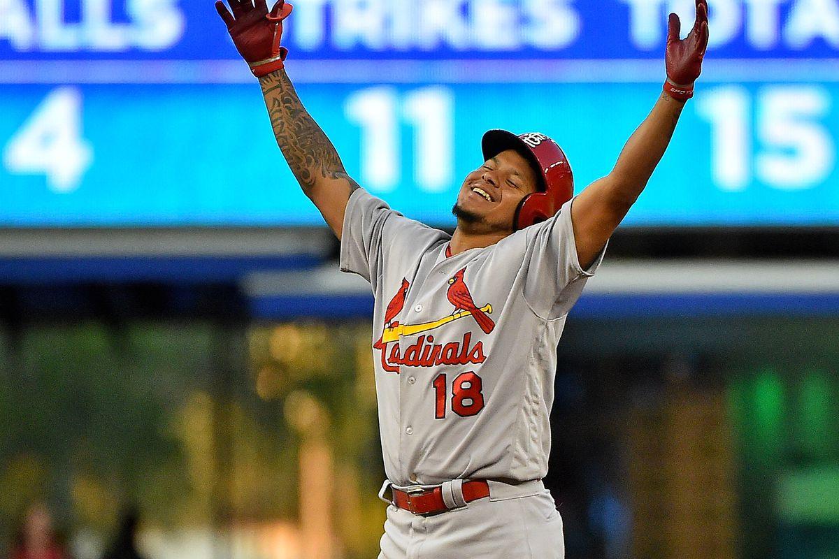 MLB: St. Louis Cardinals at Miami Marlins