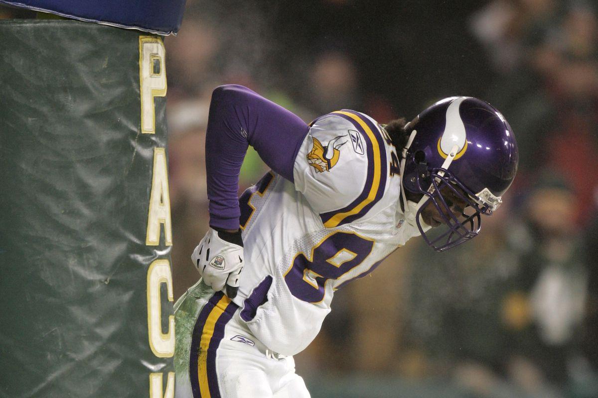 2004 NFC Wild Card Playoff Game - Minnesota Vikings vs Green Bay Packers - January 9, 2005