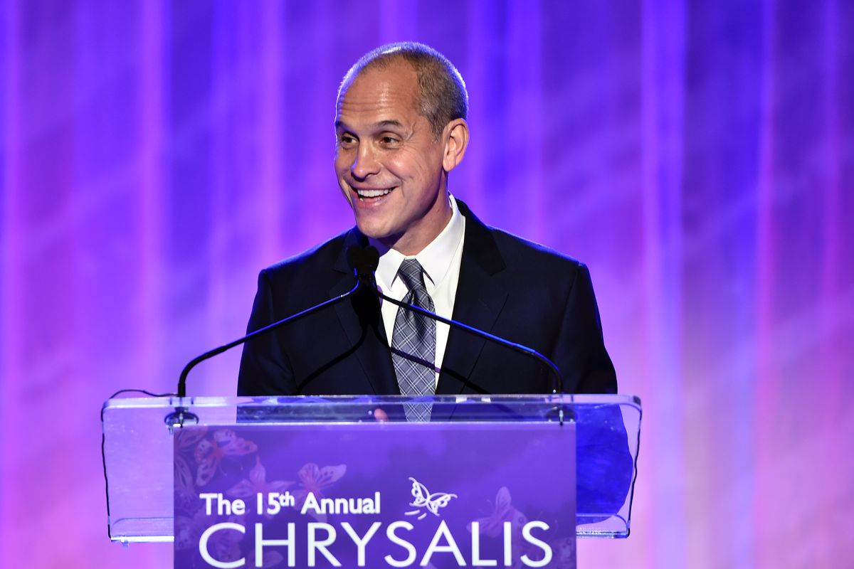 15th Annual Chrysalis Butterfly Ball - Inside