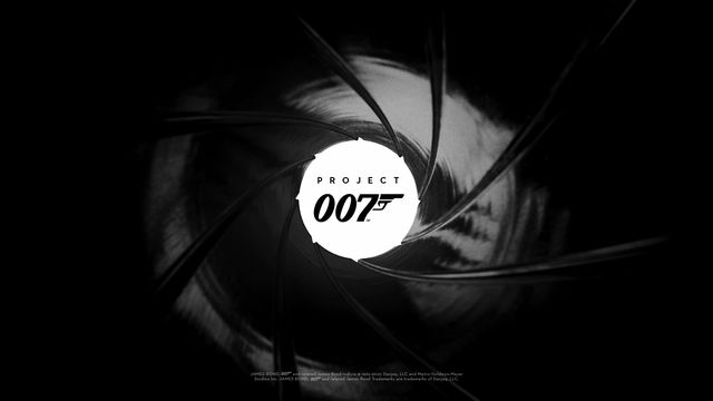 A logo for Project 007