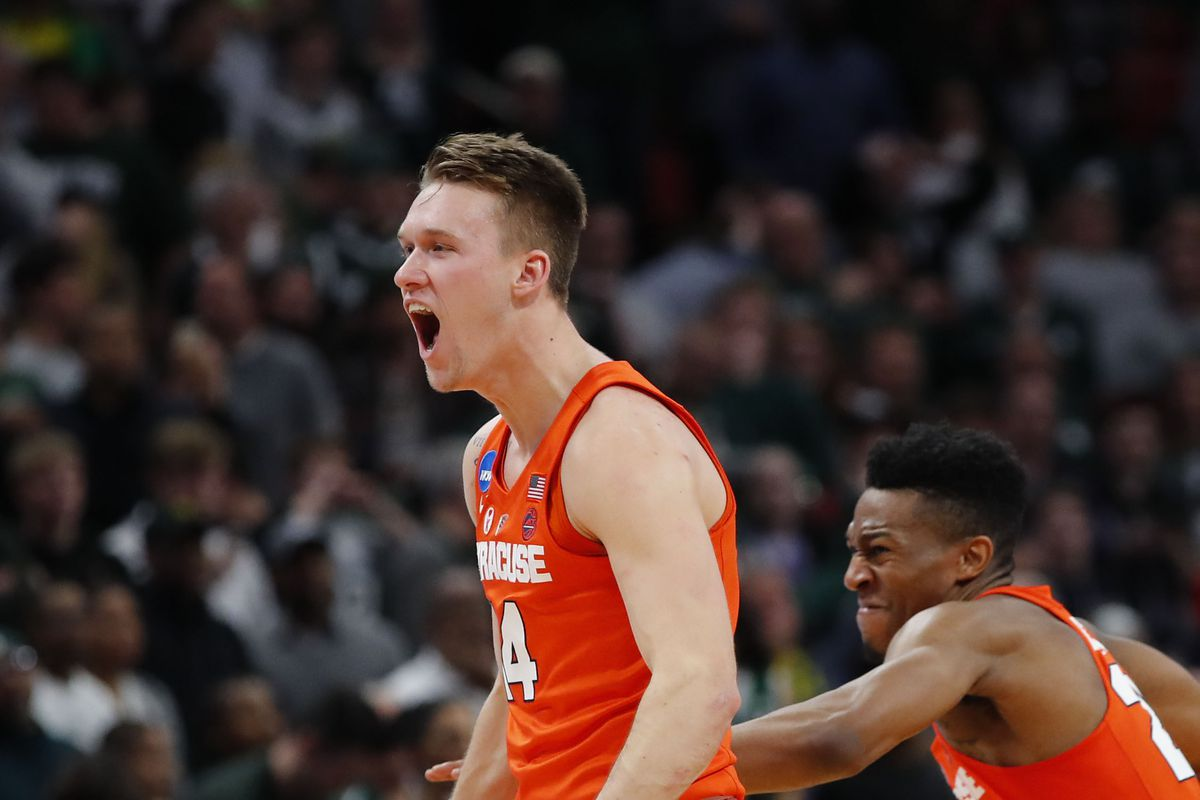 Syracuse Basketball: Braedon Bayer Seeking Grad Transfer