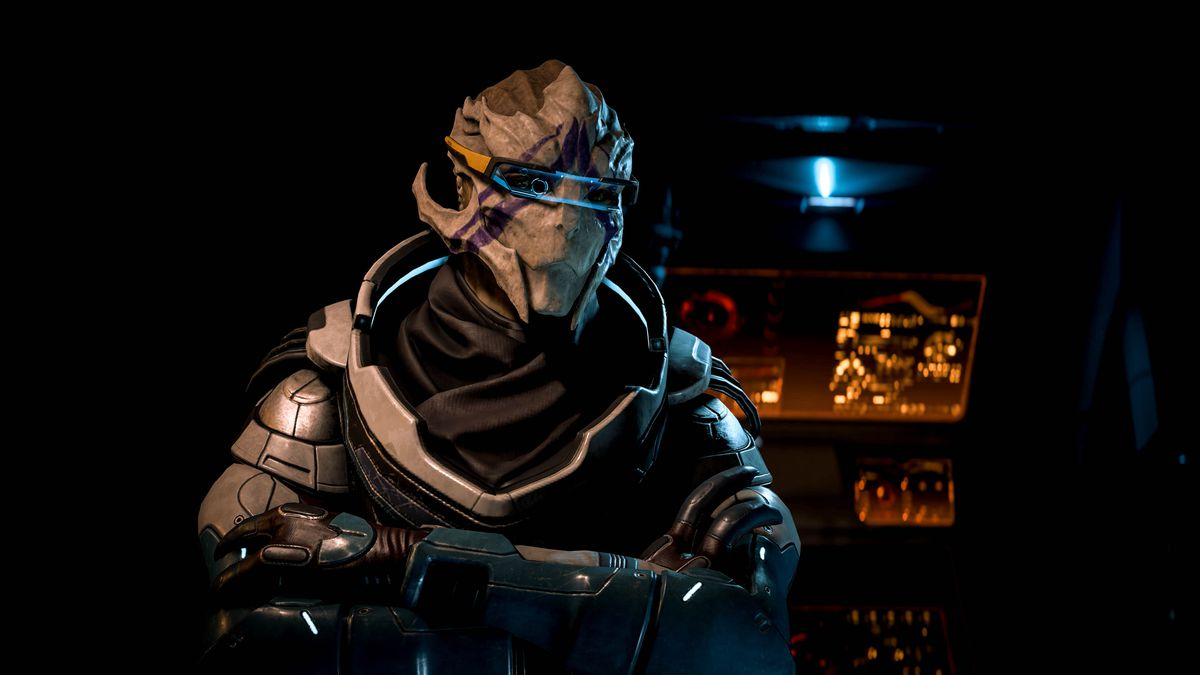 Mass Effect Andromeda Is A Thrilling Sci Fi Drama Stuck To Boring Game Ps4
