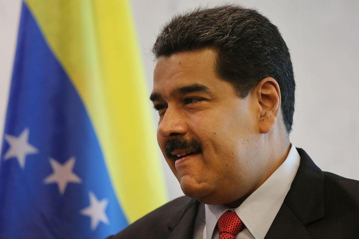 Venezuelan President Nicolas Maduro in New York City on July 28, 2015.