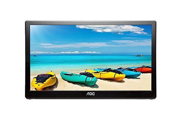 AOC 16-inch USB monitor