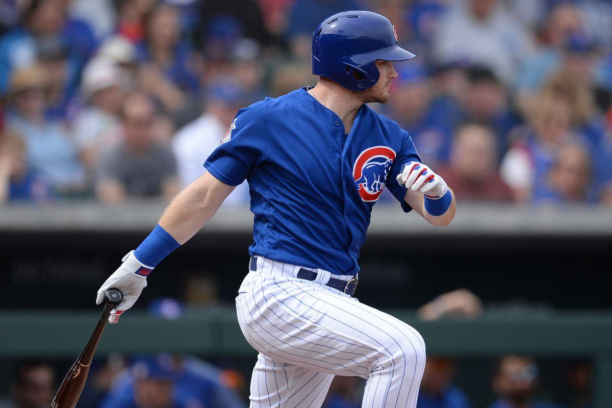 MLB: Spring Training-Colorado Rockies at Chicago Cubs