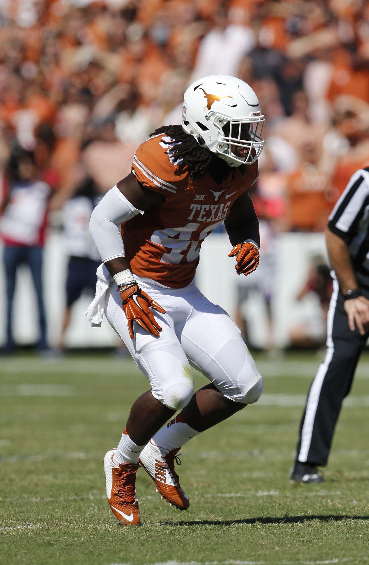 NCAA Football: Oklahoma at Texas