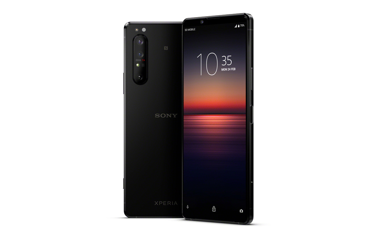 Sony S Xperia 1 Ii Ships In The Us On July 24th For 1 199 The Verge