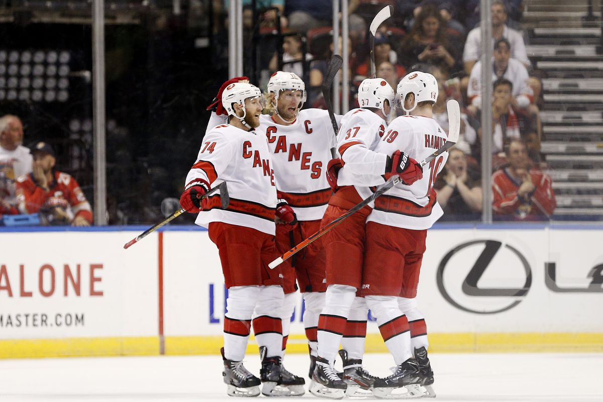 Carolina Hurricanes Game Recap: Canes explode early in 6-3 win over Panthers