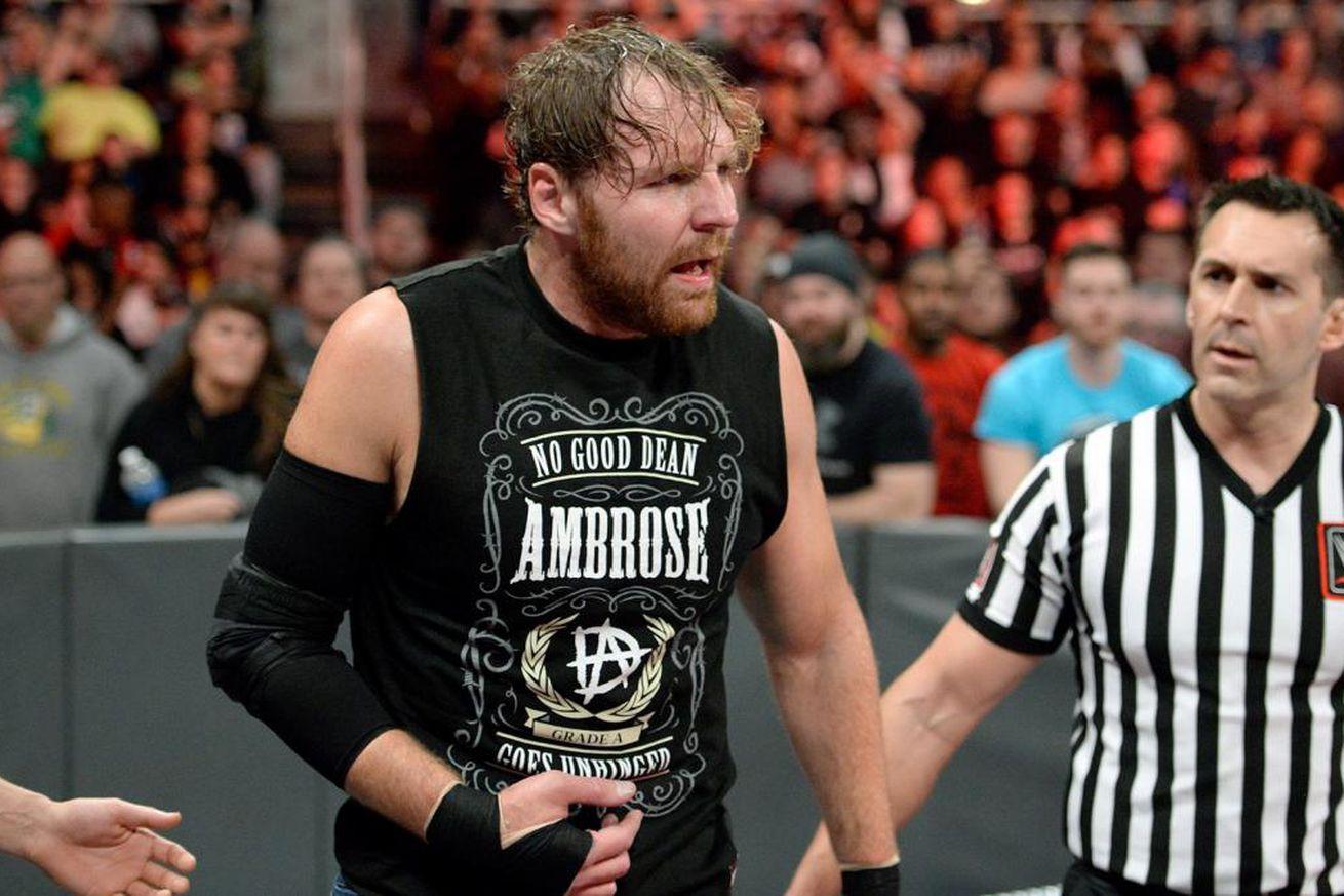 News Rumor Roundup Dean Ambrose Cm Punk Nikki Bella Return
