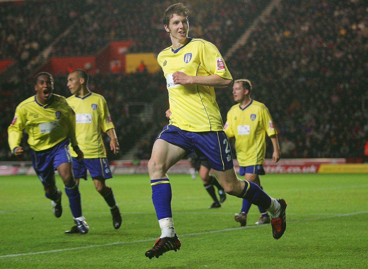 Southampton v Colchester United
