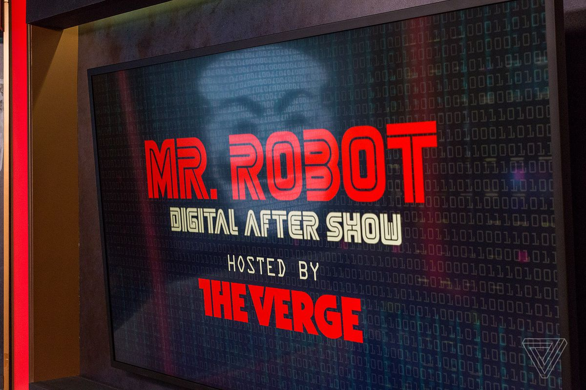 The Mr Robot Digital After Show Contest The Verge