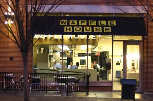 The Definitive Guide to Atlanta\'s Waffle House Locations - Eater Atlanta