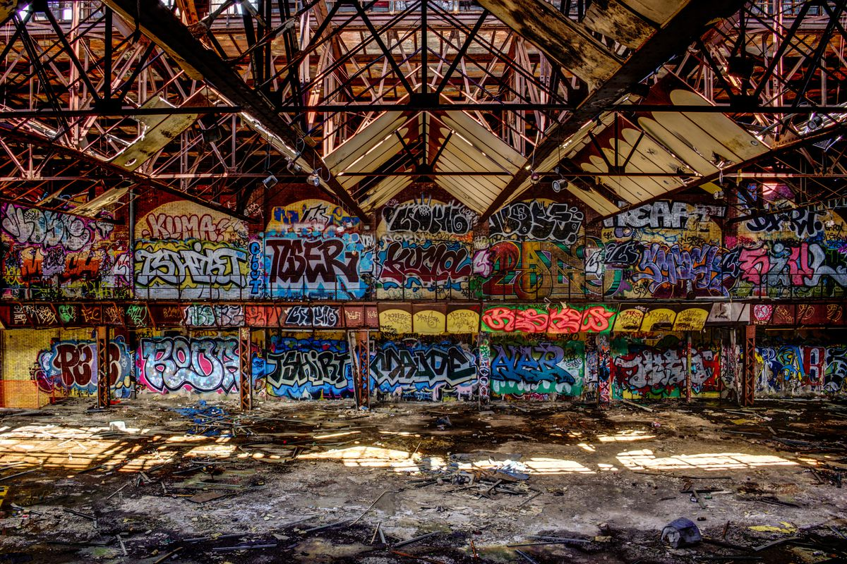 Gowanus Bat Cave Will Transform Into An Art Space Designed