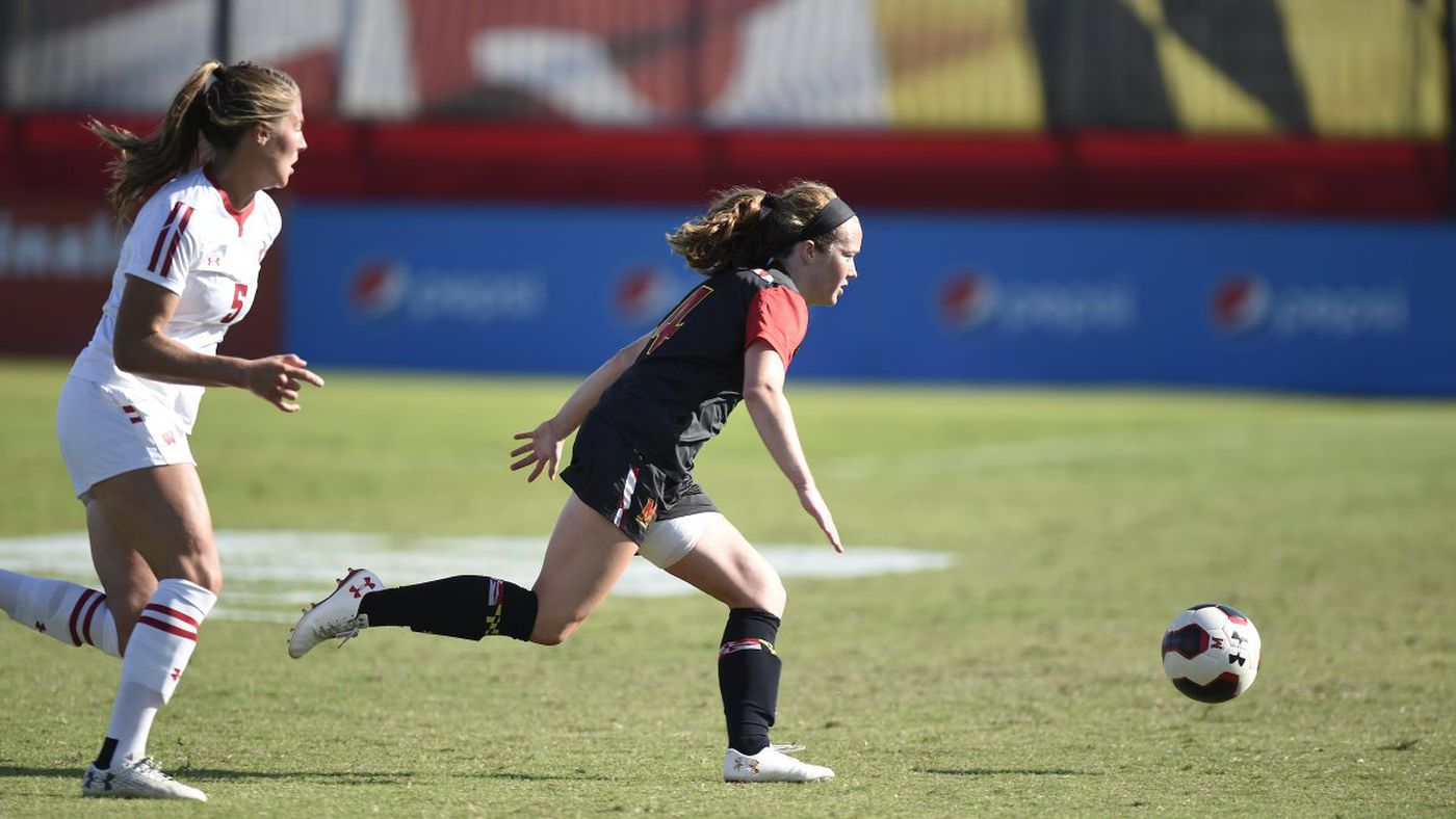 Maryland women's soccer silenced in 3-0 loss to Wisconsin