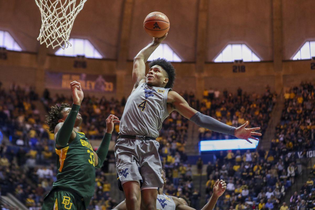 NCAA Basketball: Baylor at West Virginia