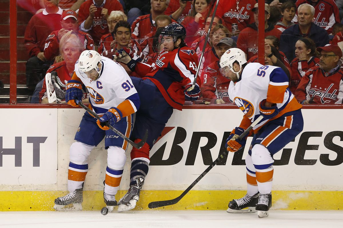 Nobody likes Tom Wilson but the Islanders don't like Tom Wilson more than your team does.