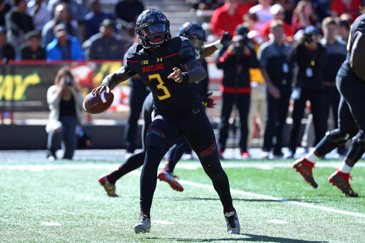 NCAA Football: Minnesota at Maryland