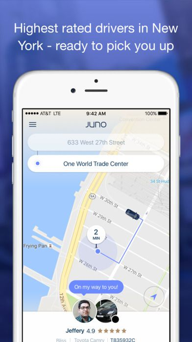 Can Juno be the labor-friendly alternative to Uber? - Curbed