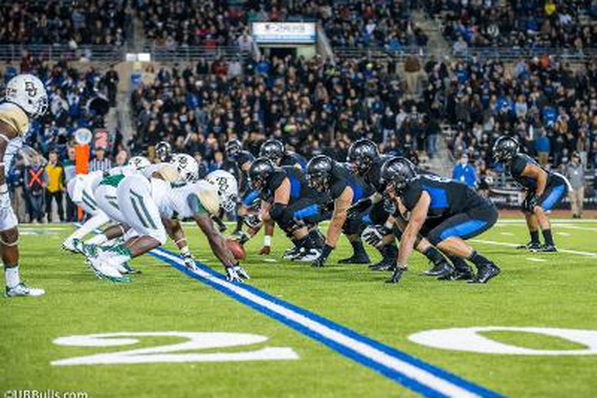 Two A Days UB Football Previews: The Offensive Line - Bull Run