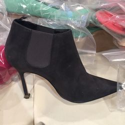 Ankle boots, size 37, $250