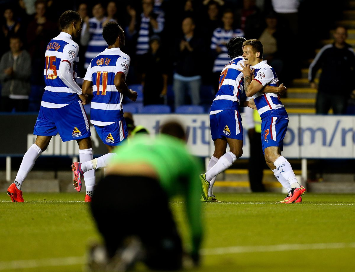 Reading v Newport County - Capital One Cup First Round