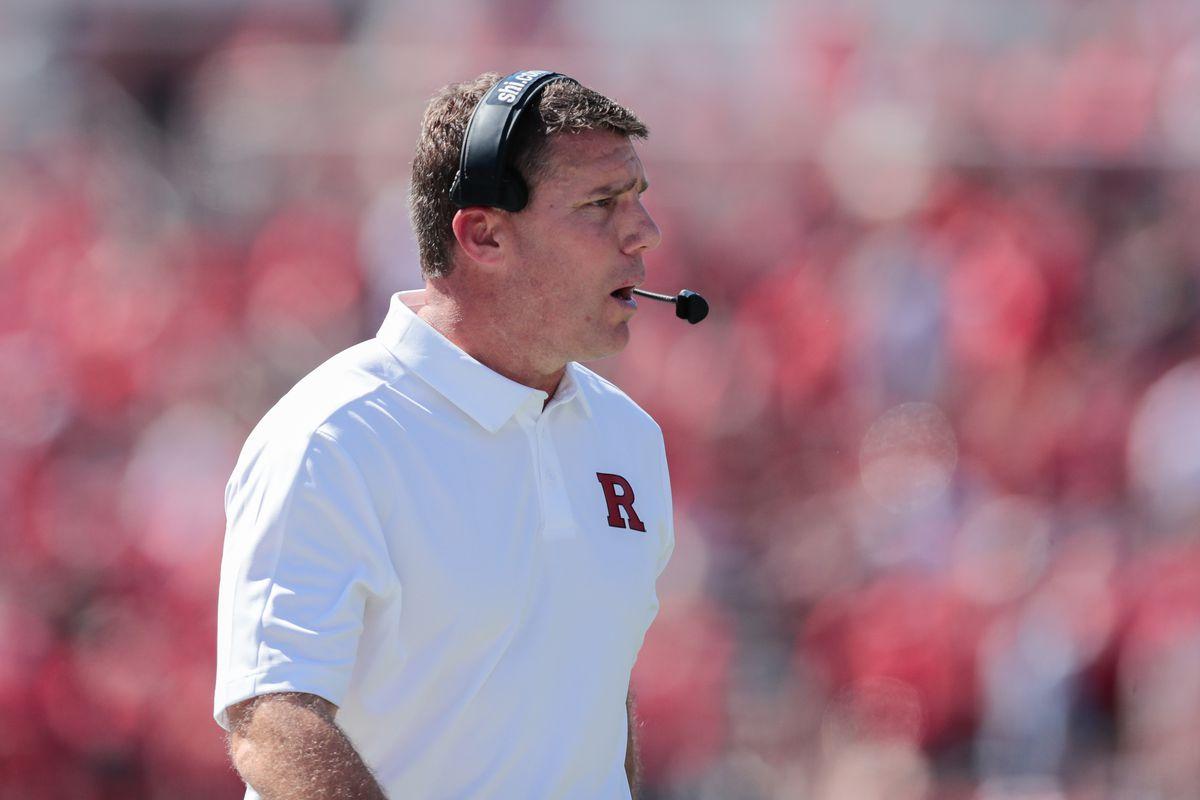 NCAA Football: Boston College at Rutgers