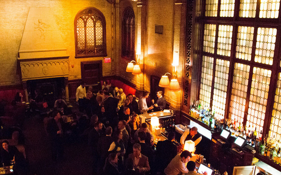 15 Terrific Martini Bars In New York City