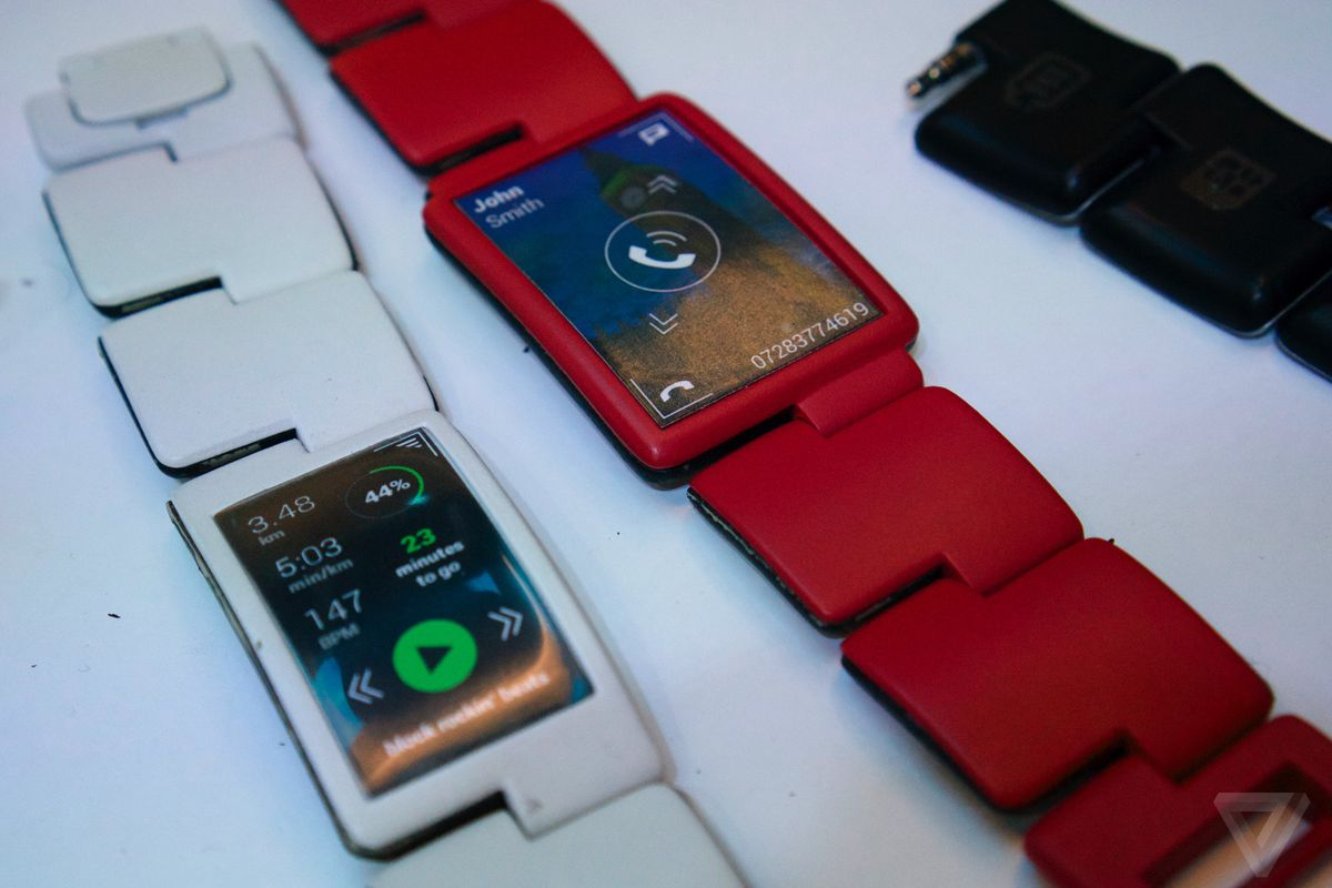 Blocks Wearables is building a modular smartwatch that you ...