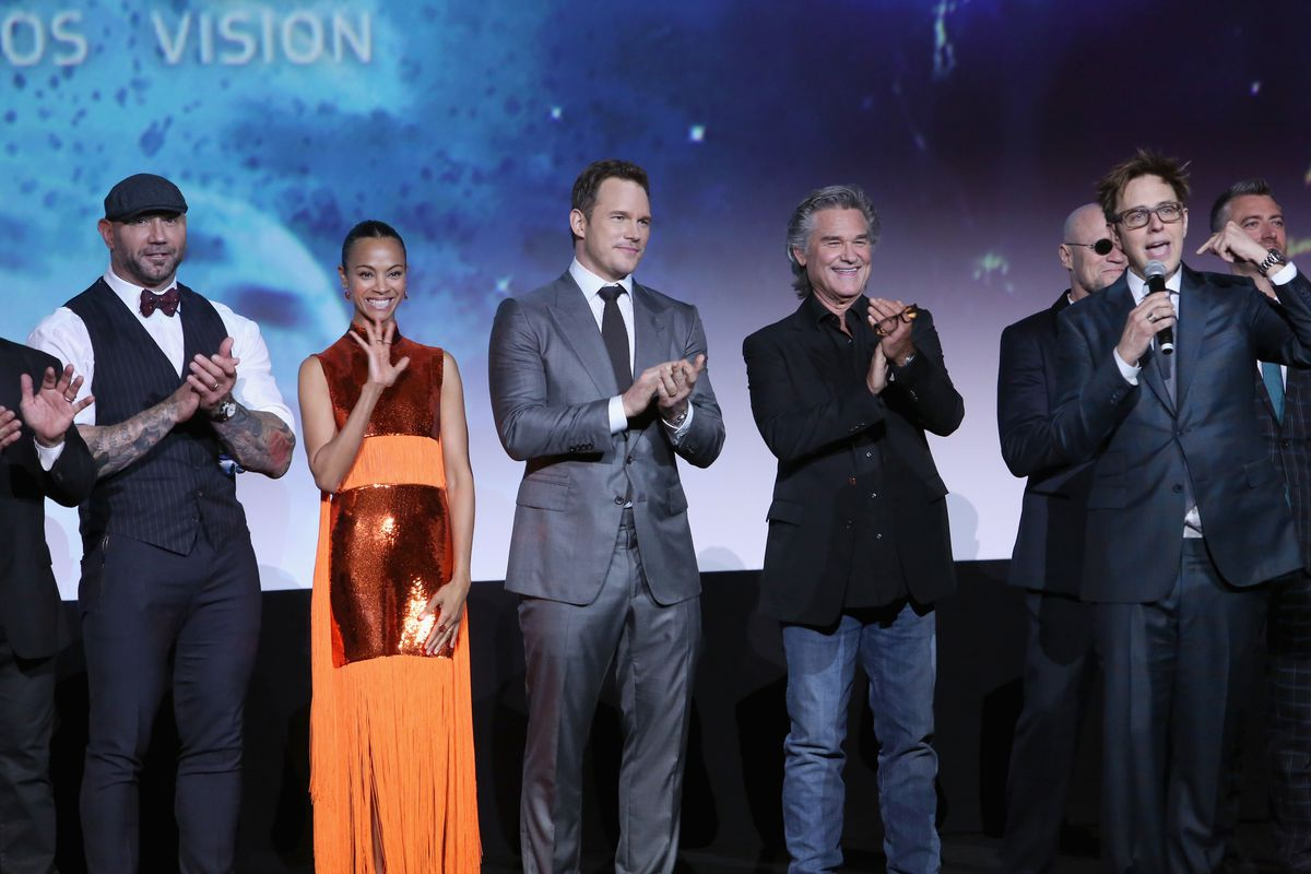 The World Premiere Of Marvel Studios' 'Guardians Of The Galaxy Vol. 2.'