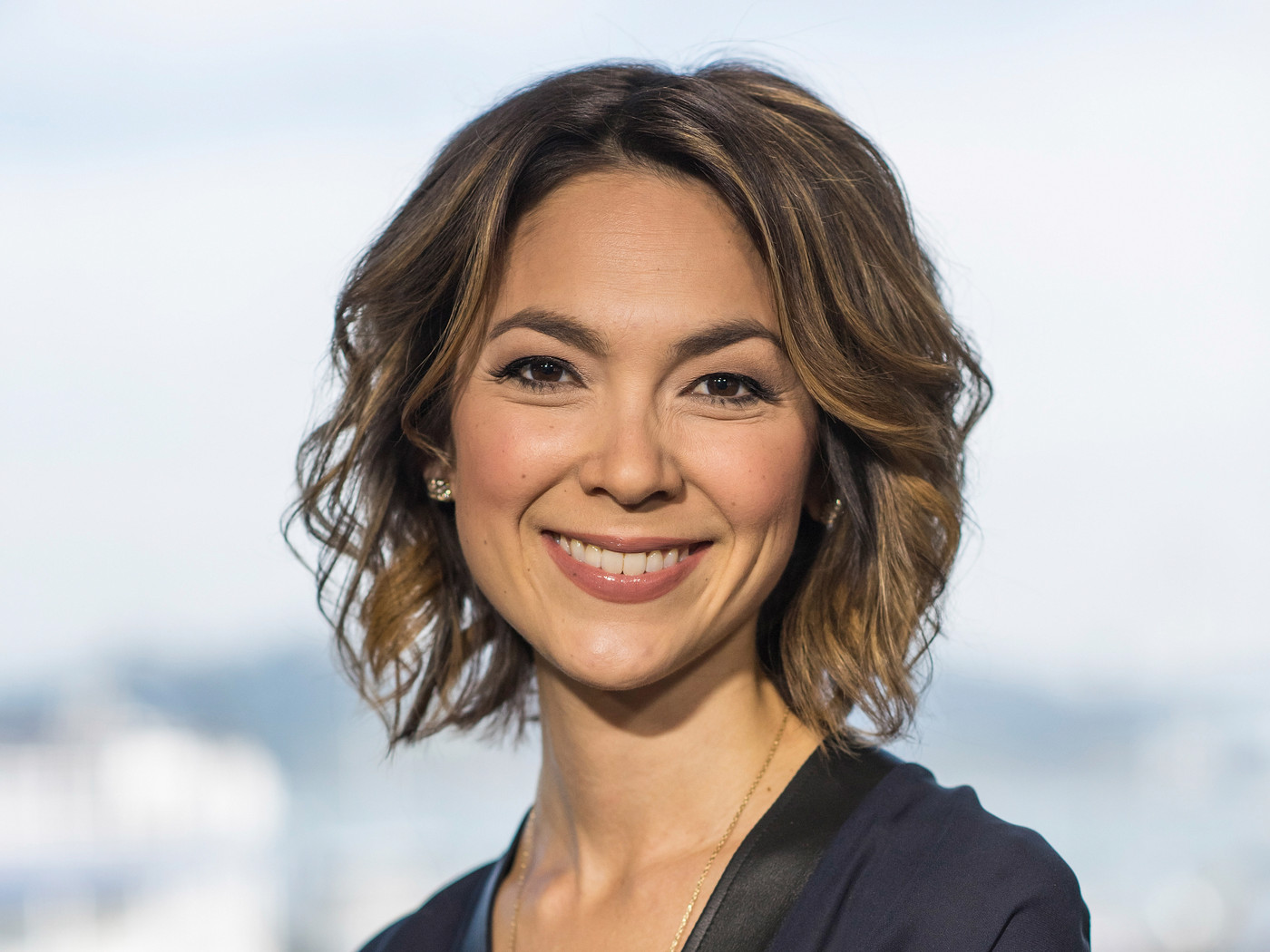 Emily Chang  nackt