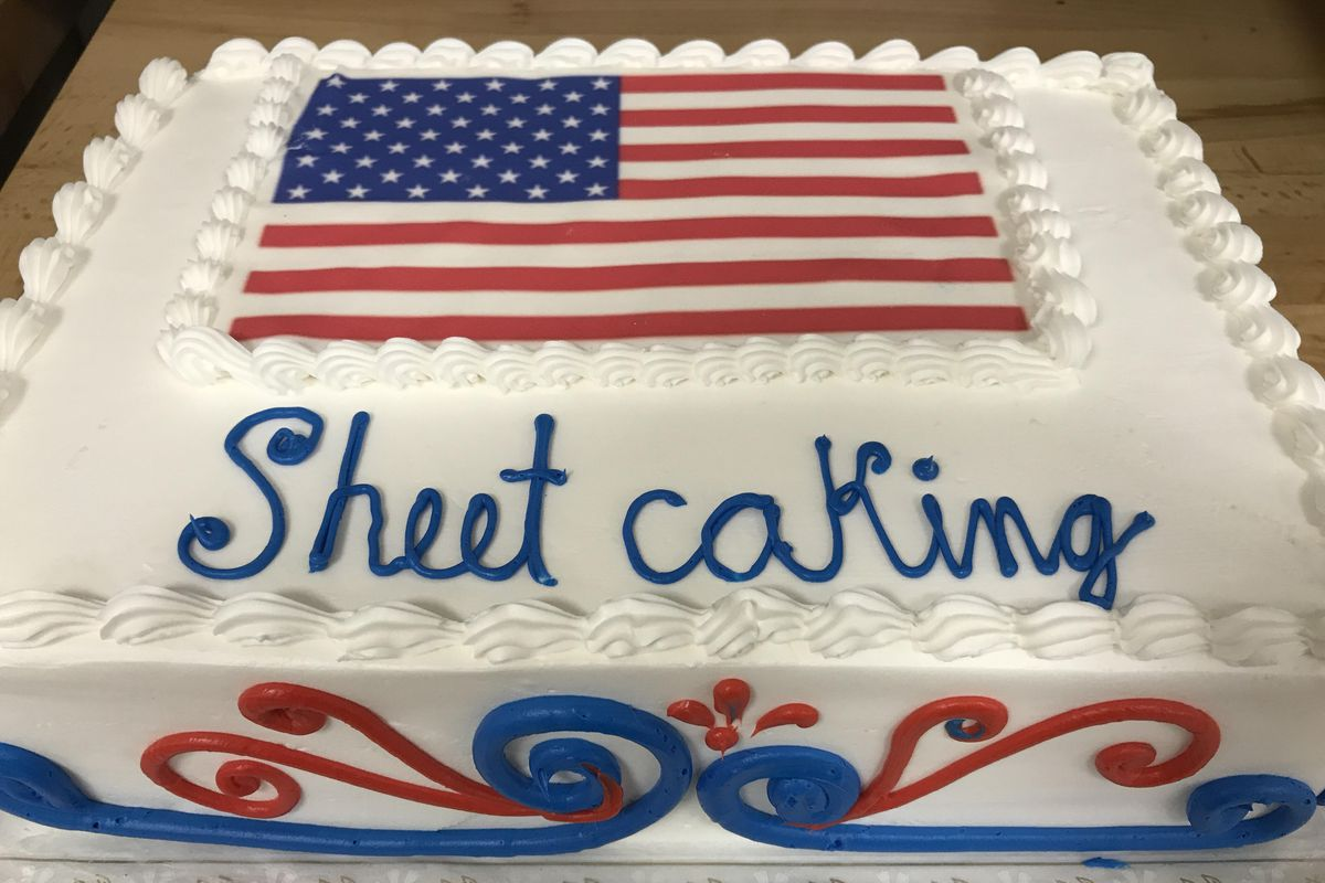 Ride Out Hurricane Harvey With Sheet Cake This Weekend Eater Houston