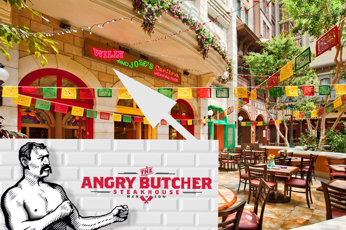 The Angry Butcher