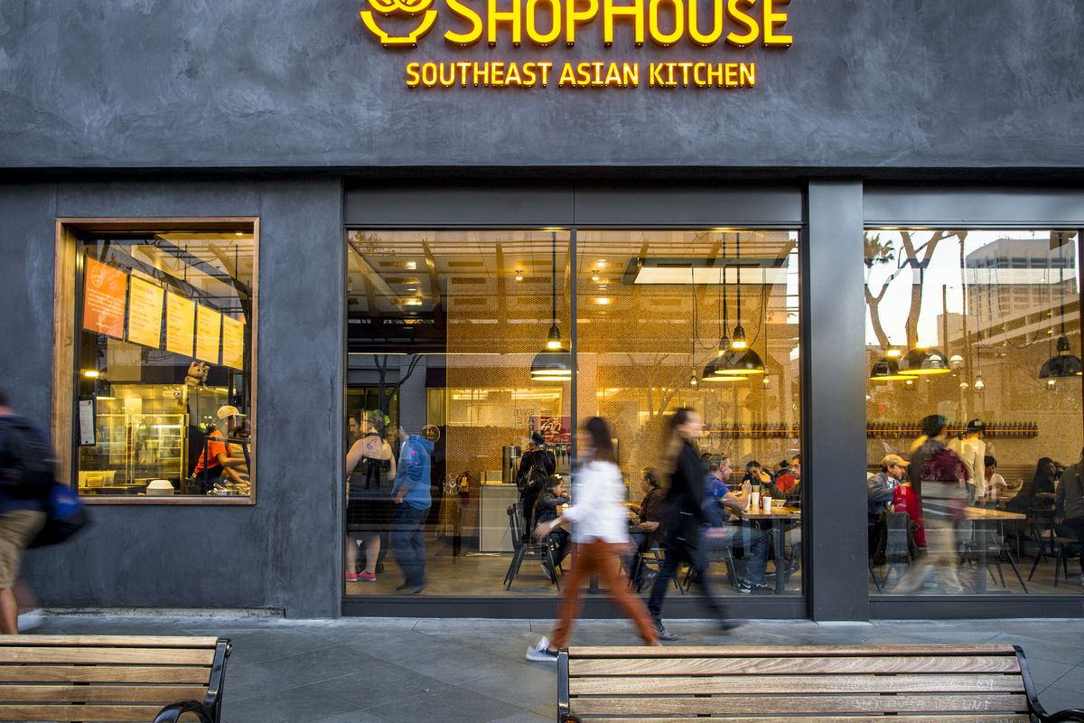 ShopHouse Santa Monica
