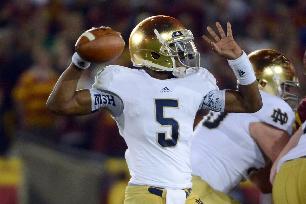 Golson is the key for ND