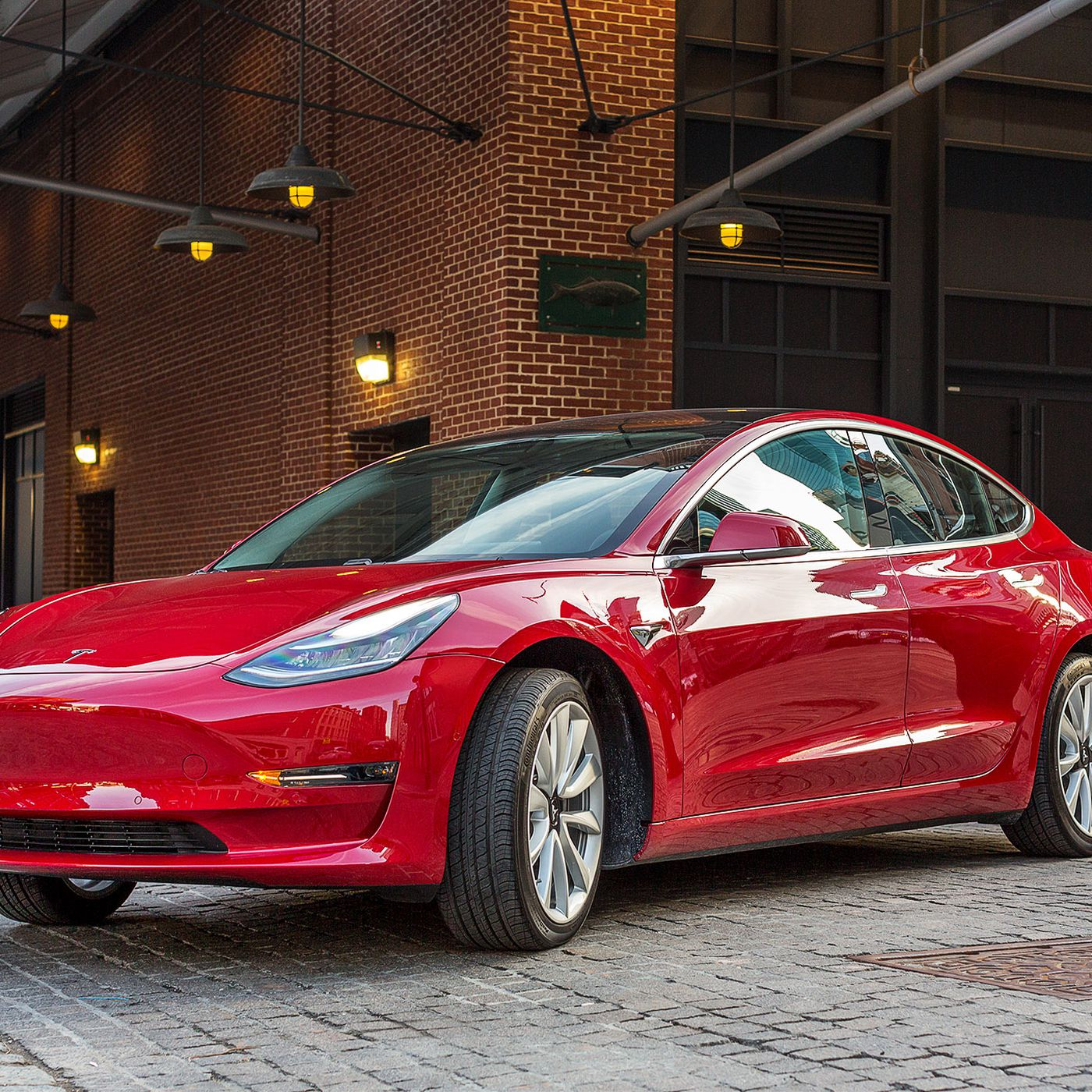 Tesla S Chinese Factory Just Delivered Its First Model 3 Cars