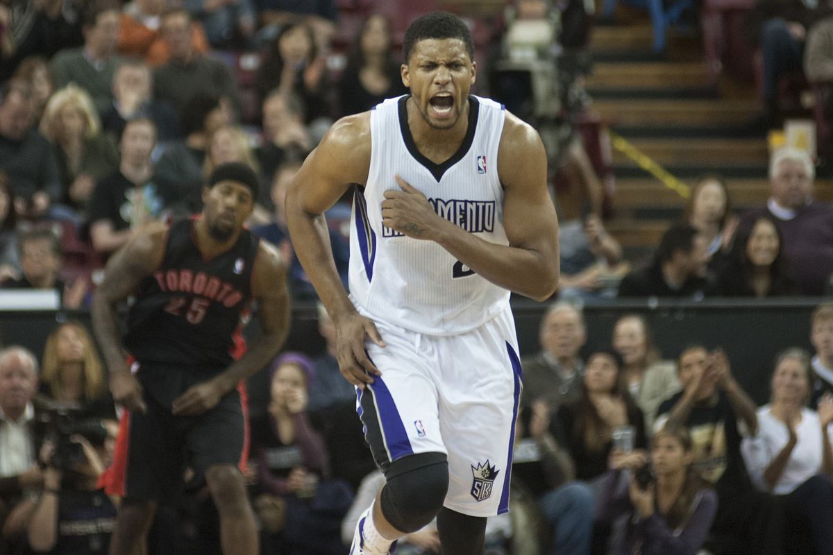 Rudy Gay and the Ghost of Small Forward Past