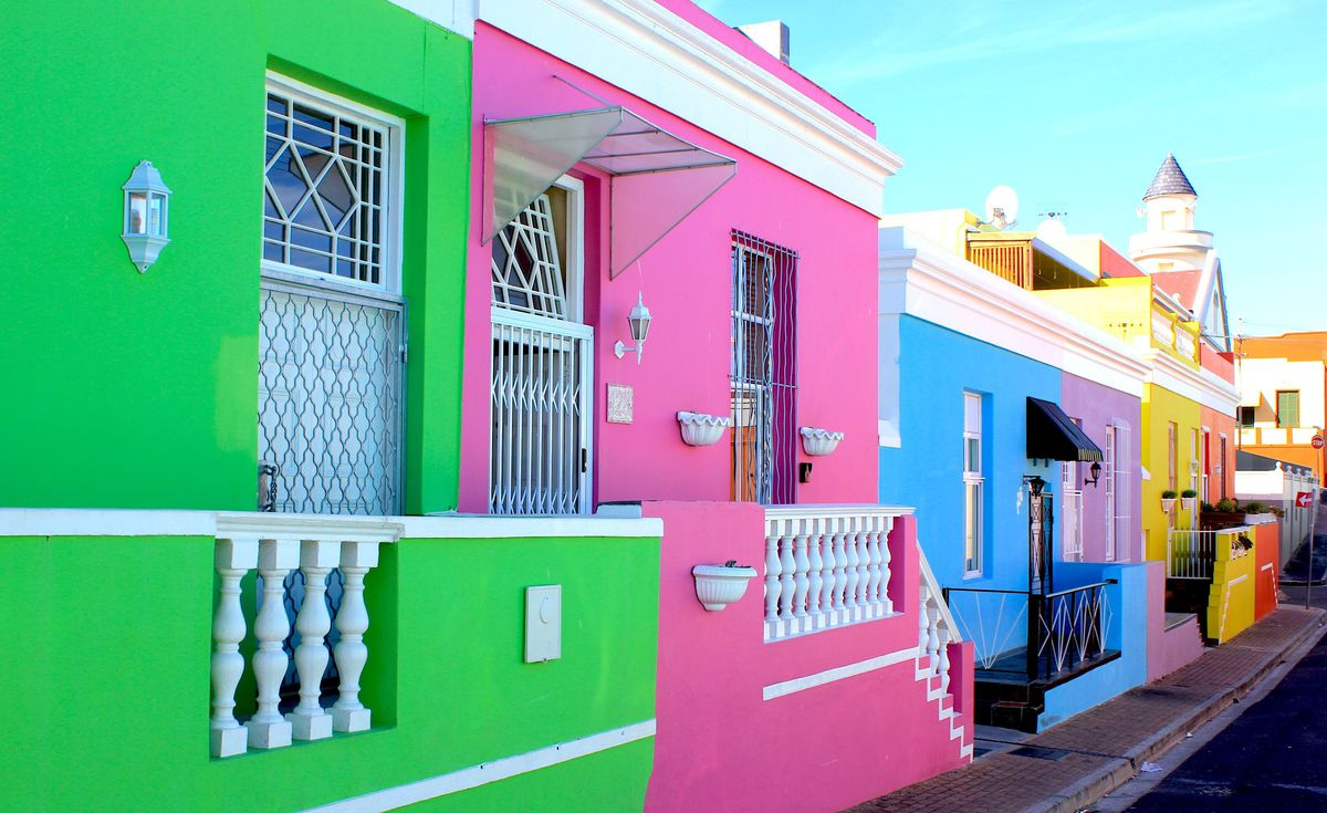 The world\'s most colorful cities - Curbed