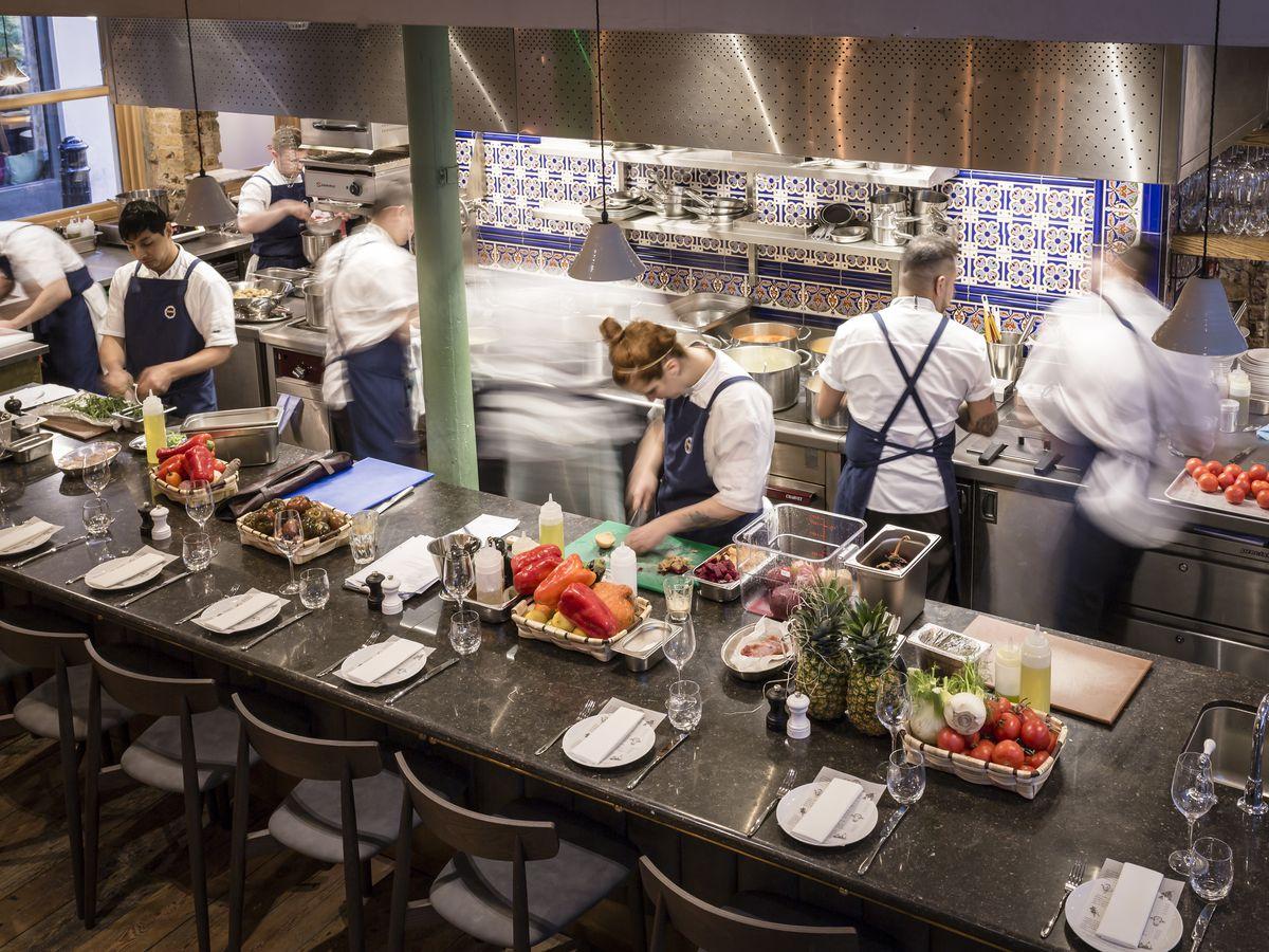 Best Spanish restaurants in London: Sabor