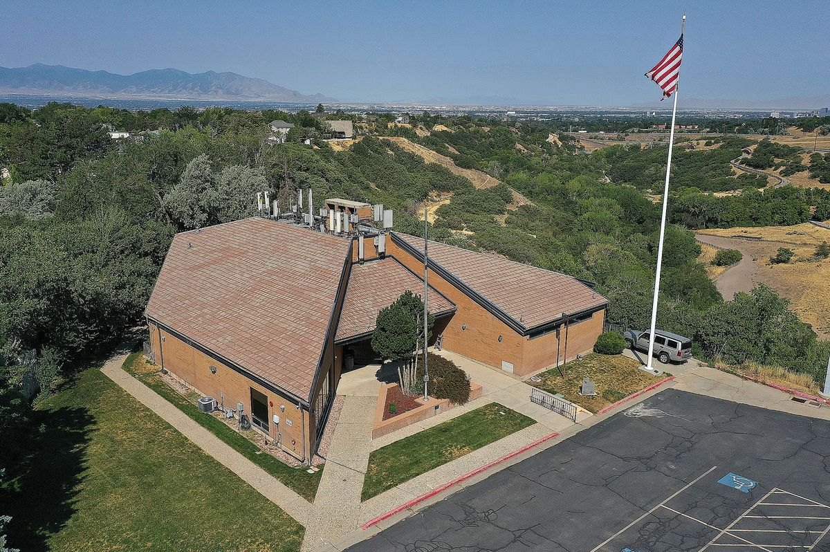 The Sons of Utah Pioneers office in Millcreek is pictured on Wednesday, July 14, 2021.