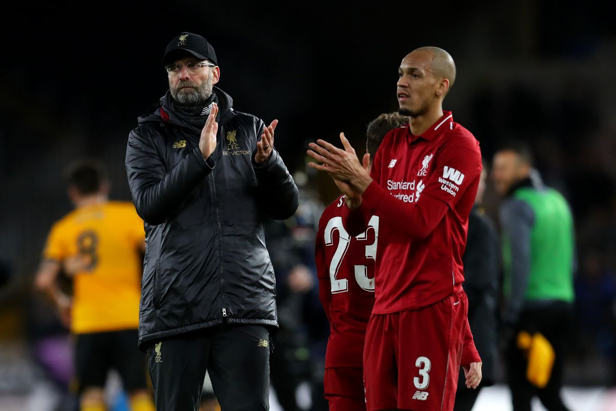Wolverhampton Wanderers v Liverpool - Emirates FA Cup Third Round